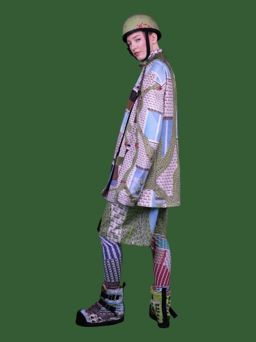 Collective Blanket, Look 6
