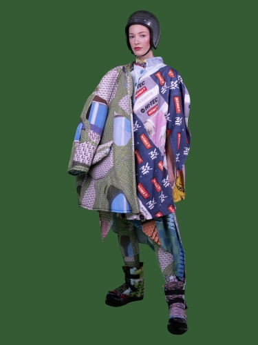 Collective Blanket, Look 7